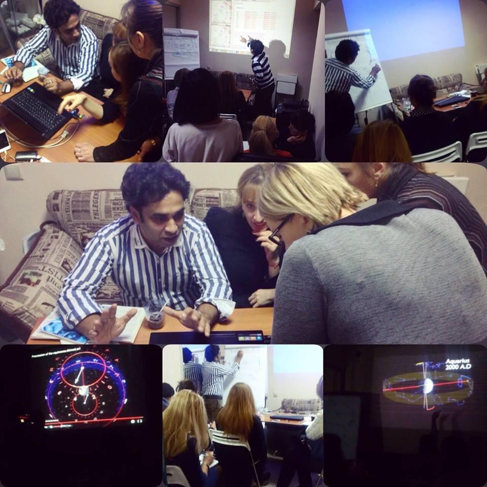 Семинар базовый курс по Джйотиш 2015