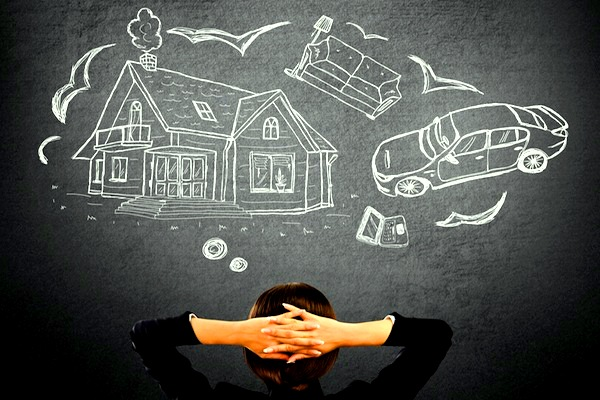 Суждено ли человеку иметь недвижимость?