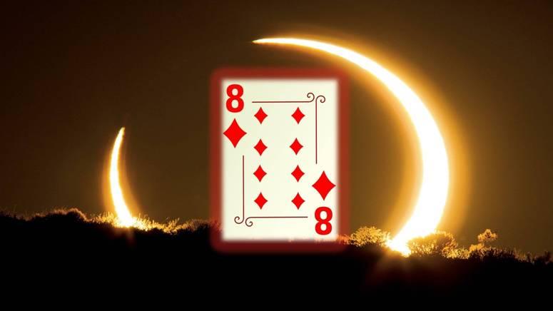 1 Октября — Карта Судьбы 8♦