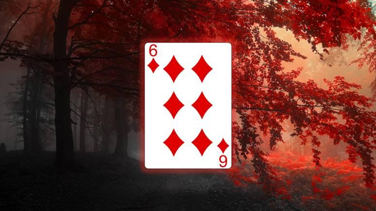 3 Октября — Карта Дня 6♦