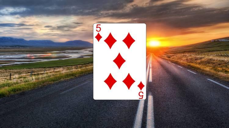 4 Октября — Карта Дня 5♦