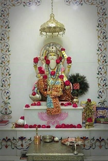 Храм Вишвакарма в Бангалоре